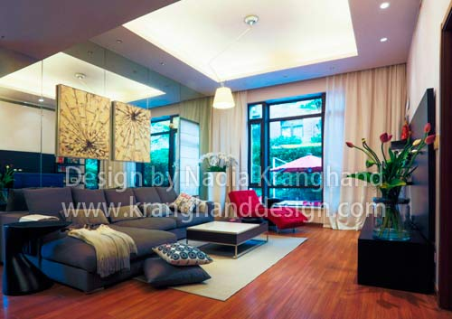 4 LEVEL CONTEMPORARY TOWNHOUSE, SHANGHAI
